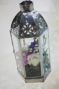 バリ挙式会場の飾り花