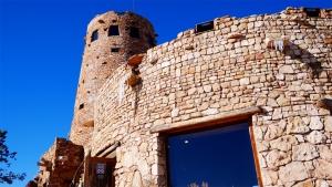 デザートビューウォッチタワー(Grand Canyon Desert View Watchtower)