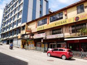 フィリピンバギオで一番美味しい韓国料理屋パール・ミート・コレーン・レストラン外観の画像