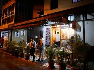 【フィリピン留学】バギオにあるアラブ料理の美味しいお店のご紹介。@bonabil外観の画像