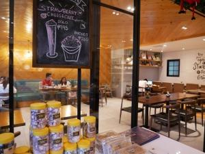 フィリピン(バギオ)のWi-Fi最強カフェQuoted Cafeのおすすめポイントの画像