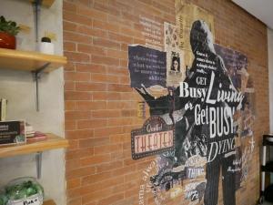 フィリピン(バギオ)のWi-Fi最強カフェQuoted Cafeの外壁の画像