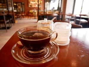 フィリピン(バギオ)のWi-Fi最強カフェQuoted CafeのCAFE AMERICANOの画像