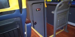 【画像最多2020年版】バギオからマニラまでJOYBUS完全ガイド予約方法とバスの乗り方 車内のトイレ外観