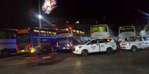 【画像最多2020年版】バギオからマニラまでJOYBUS完全ガイド予約方法とバスの乗り方 バス停の画像