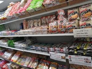 【2020年版全商品掲載】トロントにある日系スーパーSANKOを徹底取材 袋麺(そば・うどん)の画像